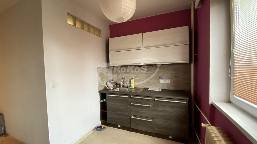 3 izbový byt s balkónom, Mierová ulica