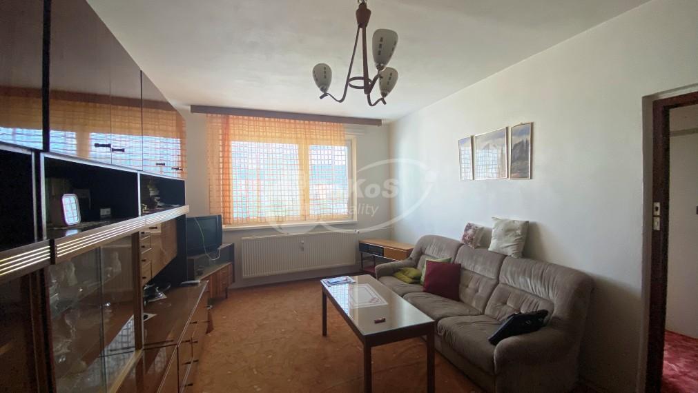 2 izbový byt s balkónom, Okružná ulica